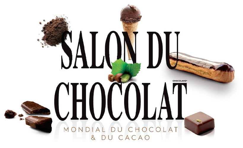 Paris - Salon du Chocolat