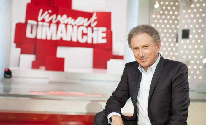 """Paris émission TV """"Vivement Dimanche"""""""