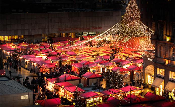 Cologne - Marché de Noël