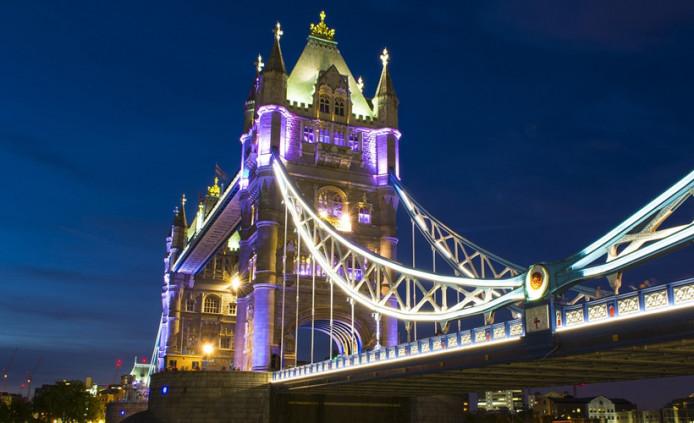 Londres - Aux couleurs des Fêtes