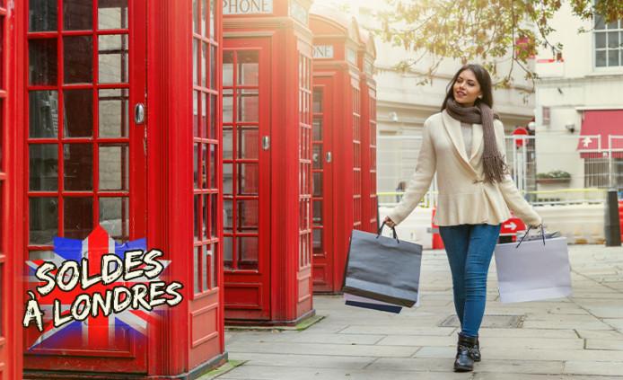 Londres - Soldes