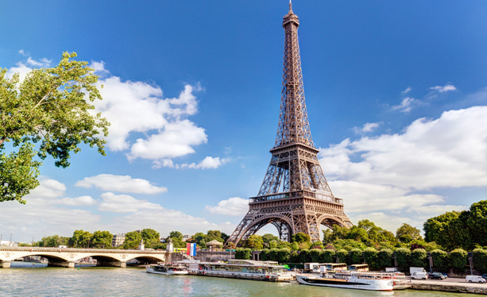Paris - Journée libre