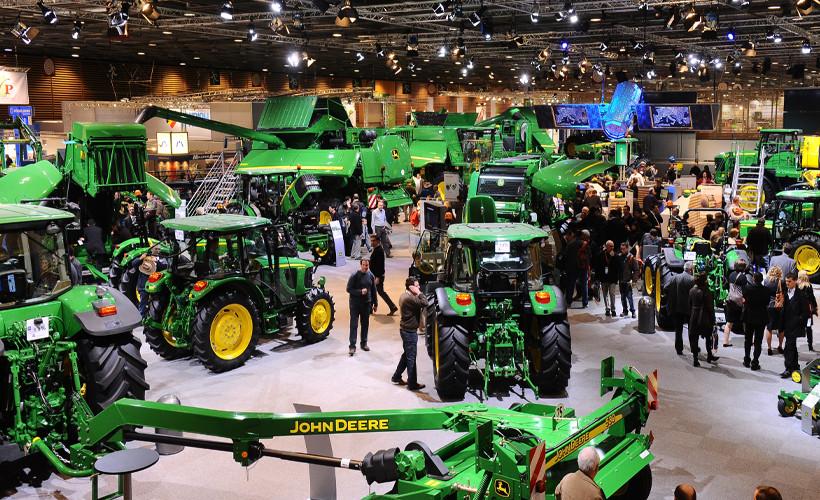 Paris - Salon de l'agriculture