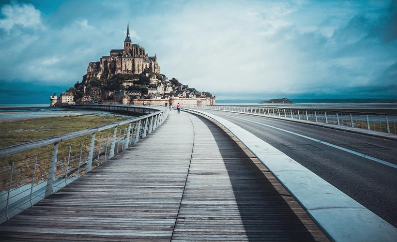 Week-end Mont-Saint-Michel