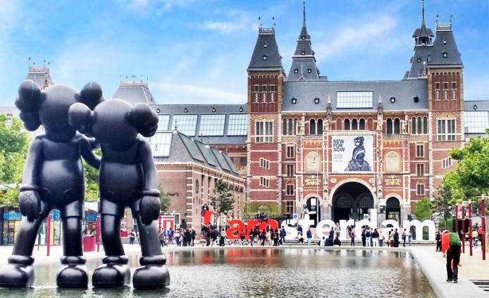 Amsterdam : Journée libre
