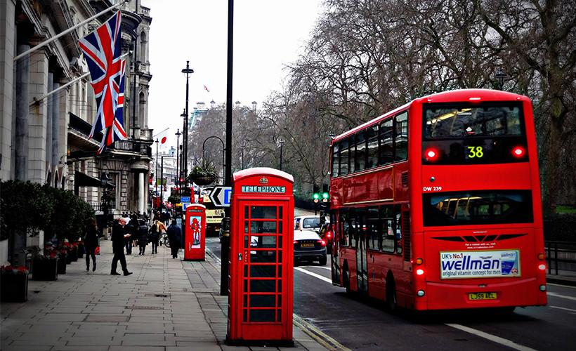 Londres : Journée libre