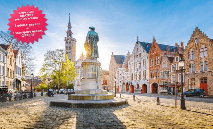Bruges - Samedi 1er Août 2020