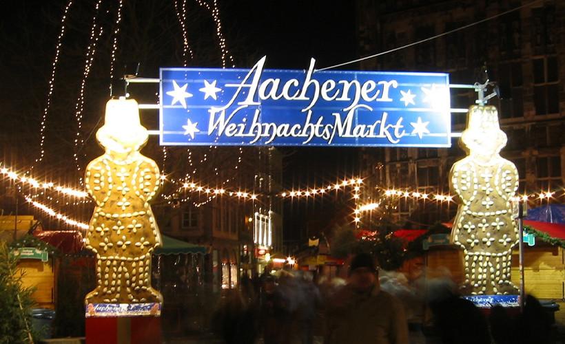 Aix-la-Chapelle & Monschau - Marché de Noël