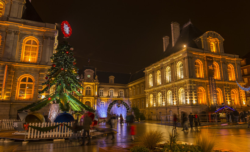 Amiens - Marché de Noël