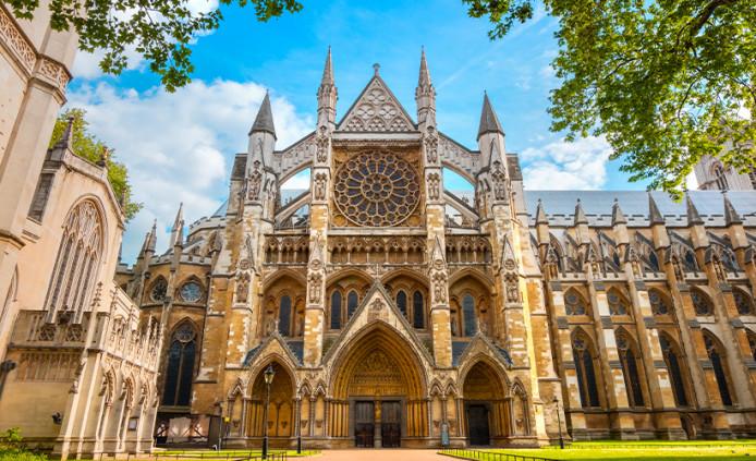 La Maison du Parlement et l'Abbaye de Westminster