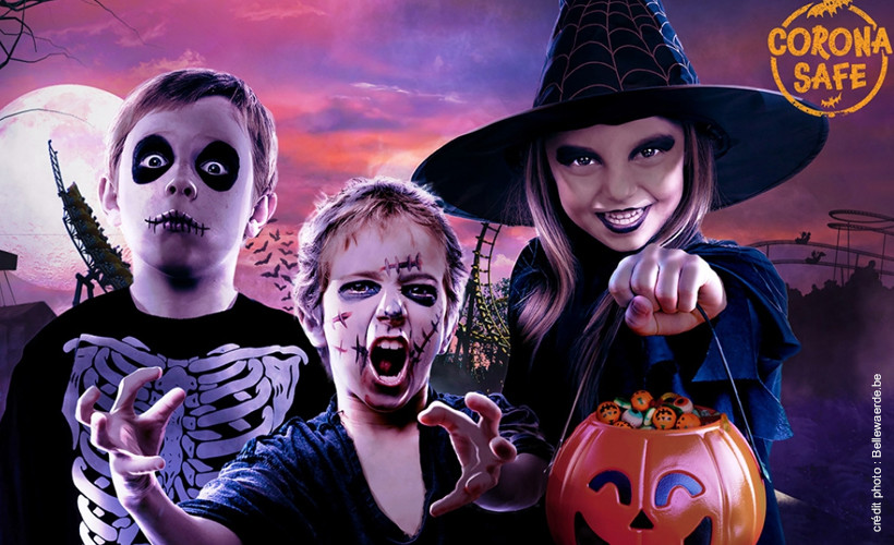 Bellewaerde Halloween