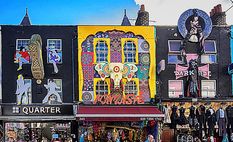 Londres : Journée Soldes