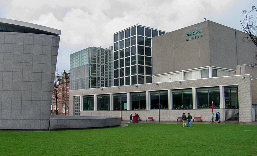 "Amsterdam ""Musée Van Gogh"""