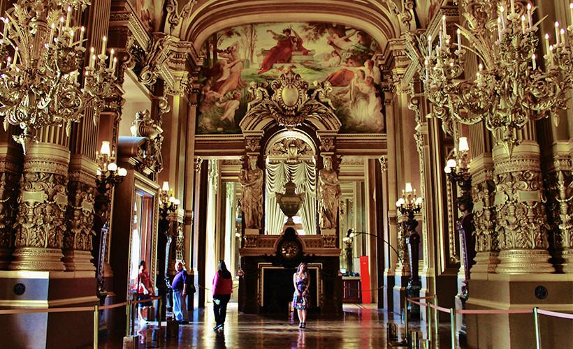 Opéra Garnier et Musée du Parfum